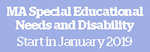 MA Special Educational Needs and Disability