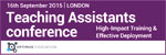 Optimus Teaching Assistants Conference