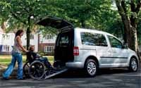 Wheelchair accessible vehicles are ideal for many children and young people.