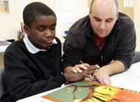 By working closely with students, staff can help build relationships.