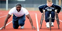 The Paralympic Games provide the perfect opportunity to stimulate awareness and discussion of disability sport.