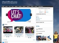 The site aims to address the interests and concerns of those with disabilities.