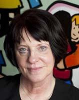 Children's Commissioner Maggie Atkinson.