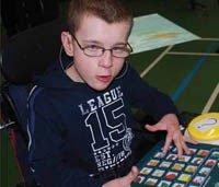 Around 300,000 people in the UK will need AAC support in their lifetime.